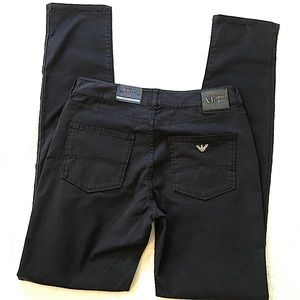 Armani Jeans   New With Tags Dahlia Slim Fit High Waist Pant